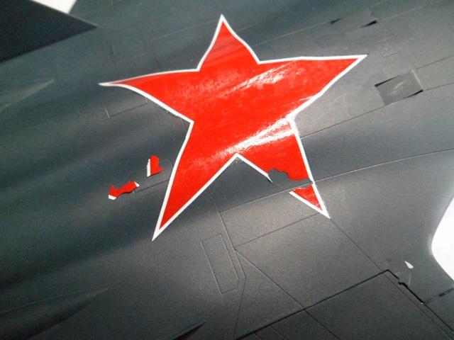Mirage F1 CT déco spécial ( 1/72 REVELL ) fini en page 5  - Page 5 22284934355_83d90cbd21_o