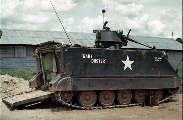 M113 apc 5/2nd Artillery