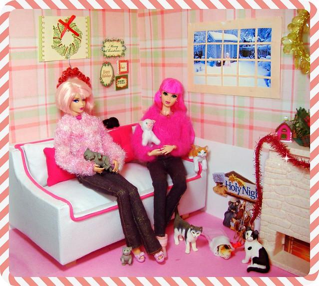 Rosalie & Peony's Christmas LR #2