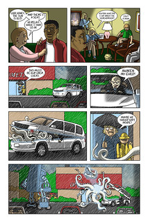 Commuter 3 Pg. 17 | by Mike Riley