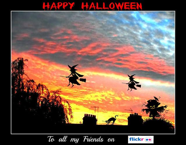 Halloween Composition ...