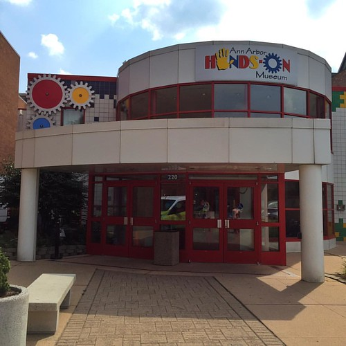 The Ann Arbor Hands-On Museum. #michigan #annarbor | by ToddinNantou