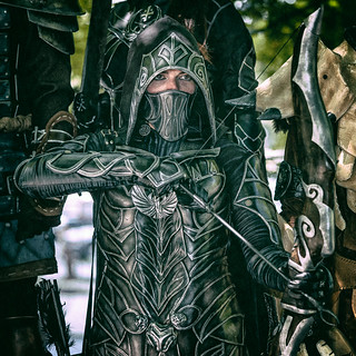 Skyrim Archer | by Garber Geektography