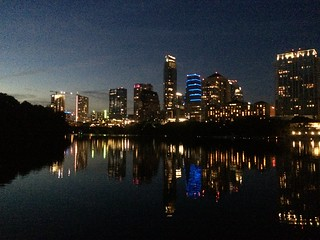 Austin at night. | by adactio