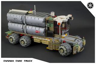 Yamaha Tank truck (01)   by F@bz