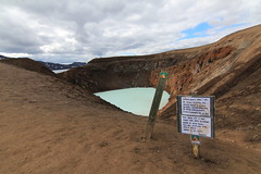 Viti Crater, at your own risk