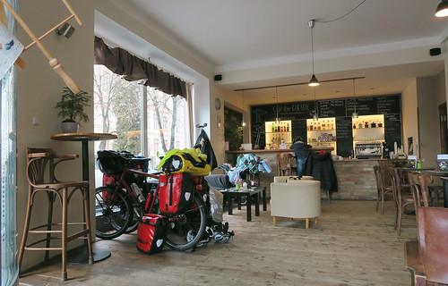 Cafe Girafe in Rudnice nad Labem | by najuste