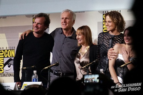 image - SDCC 2016 (Aliens 30th Anniversary Panel, Bill Paxton) 11 | by An Englishman In San Diego