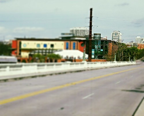 gervais street bridge dowtown road empty lanes clouds art pic pix streetphotography photo streetpic