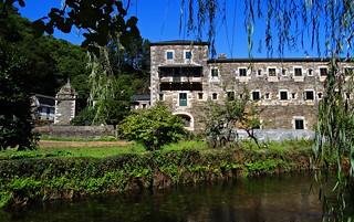 Monasterio De Samos Lugo Espana Samos Lugo Galicia E Flickr