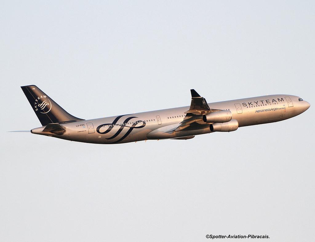 SkyTeam (Aerolineas Argentinas)