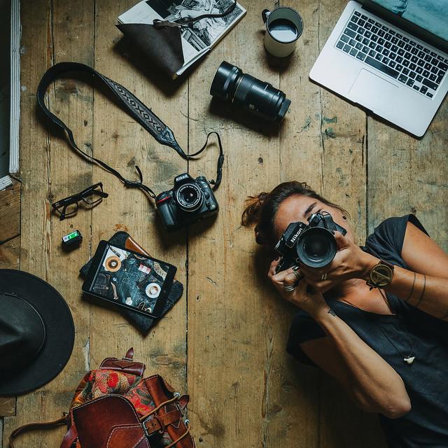 Photographers Portrait