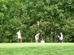 Fifth Annual UW-Green Bay Retiree Association Benefit Golf Outing