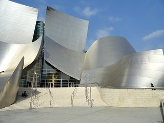 Walt Disney Concert Hall, Los Angeles | by travelourplanet.com