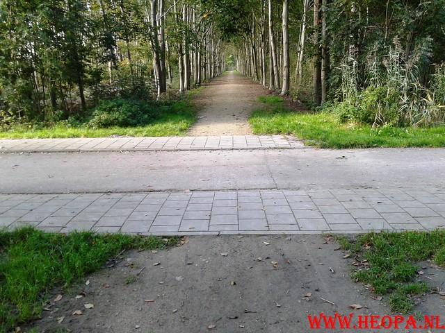 2015-10-09 Test wandeling 26 Km Oostvaarders  (42)