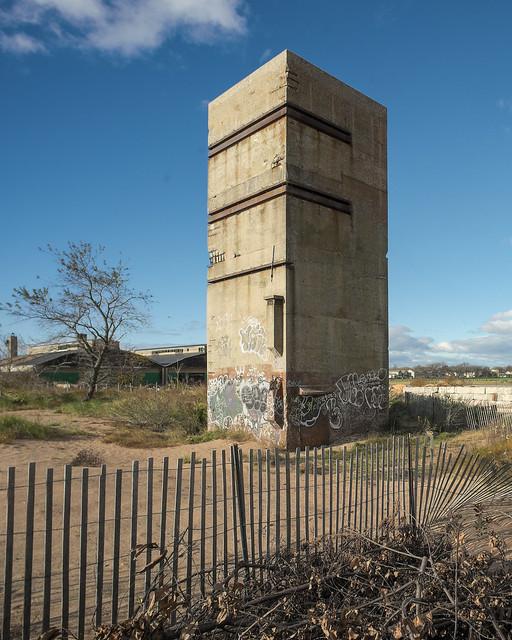 Fire Control Tower, Miller Field, Staten Island