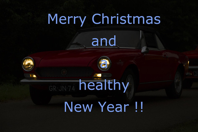 Merry Christmas and a healthy New Year !! (2737)