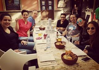#FeliCidedad es amontonar talento y aglutinar risas alrededor de #Cidecan   by Pedro Baez Diaz @pedrobaezdiaz
