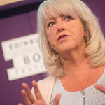 Lesley Riddoch | Lesley Riddoch discusses how  post-referendum Scotland will come into bloom © Alan McCredie