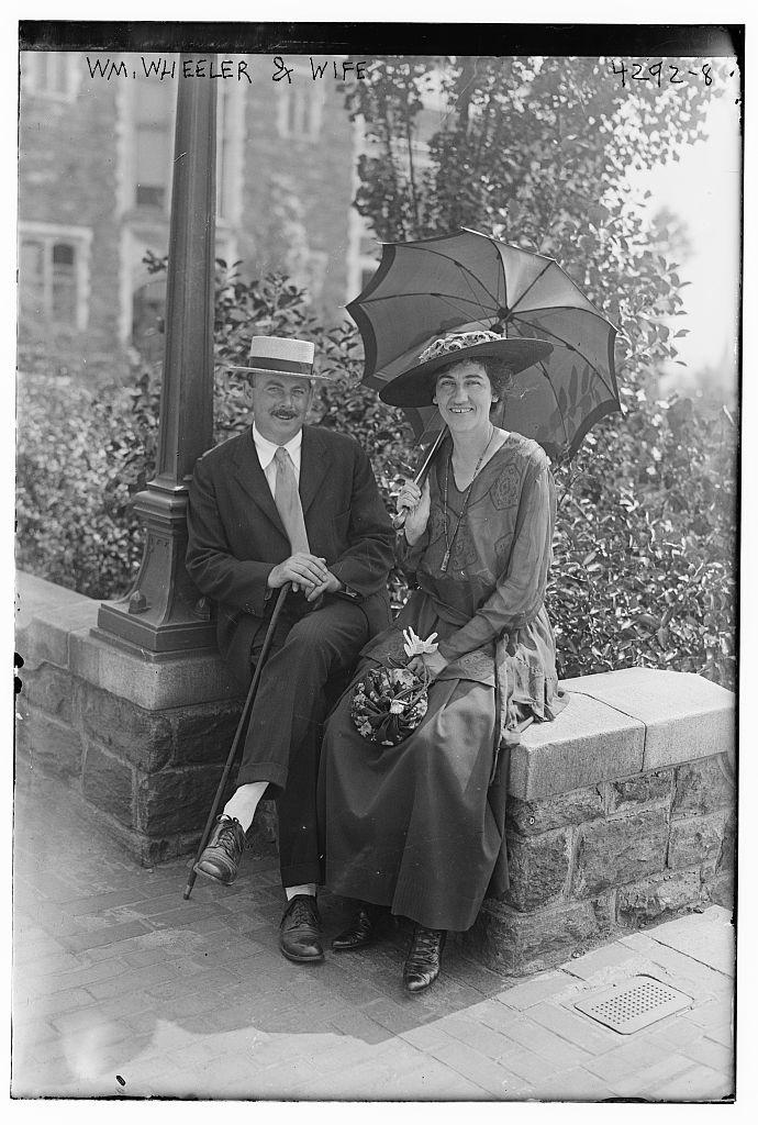 Wm. Wheeler & wife (LOC)