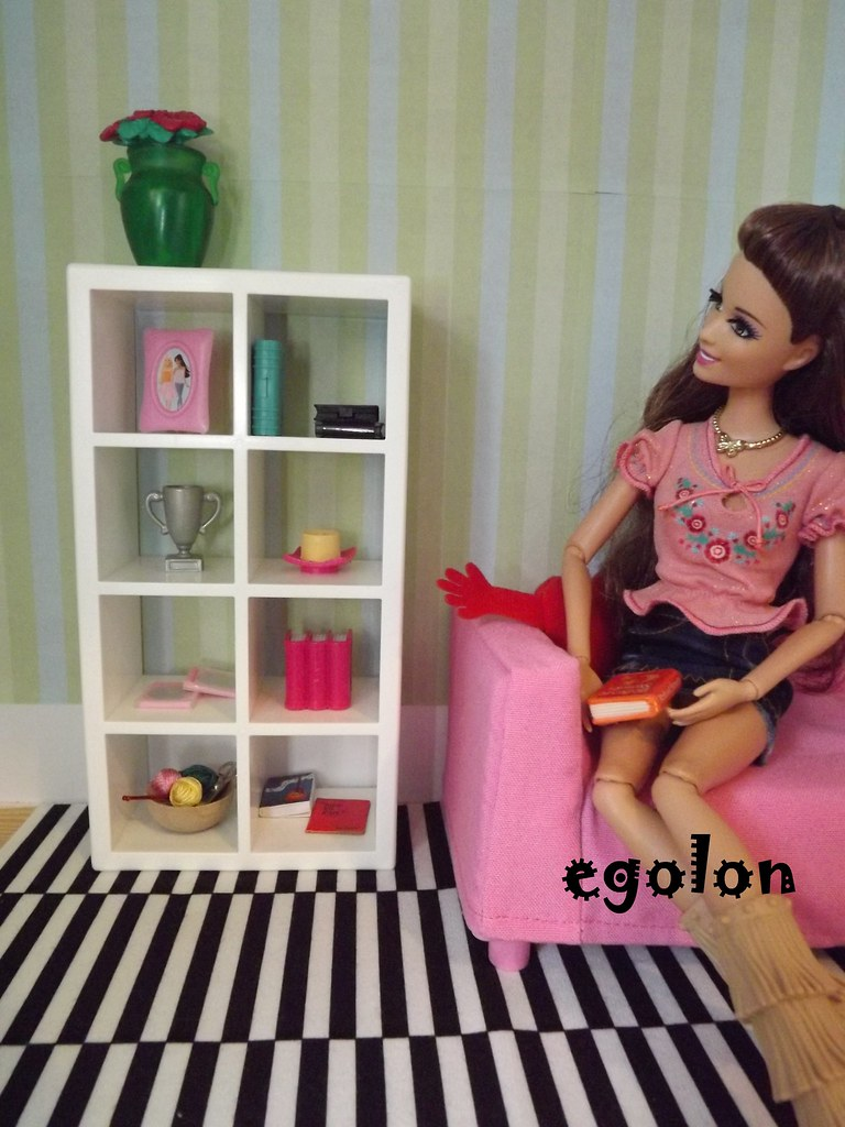 . New review Huset Doll Furniture Living Room by Ikea   Flickr