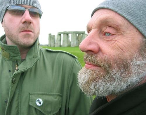 Flinton Chalk and Brian Barritt   by Iron Man Records