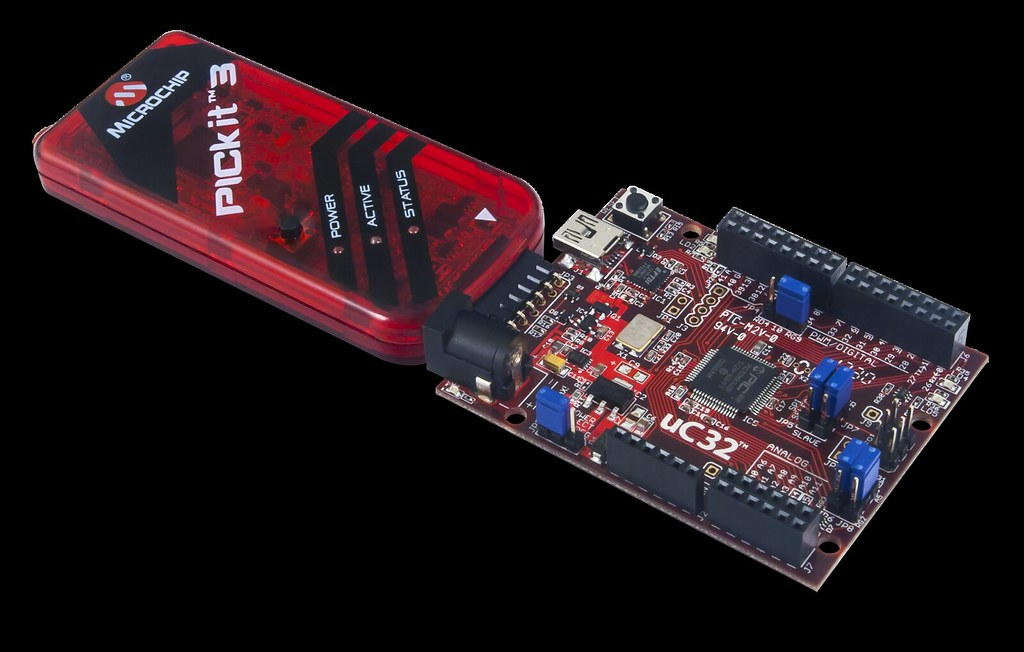 PICkit3 Microchip Programmer MPLAB PICkit 3 PIC In-Circuit Debugger Genuine