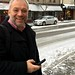 Martin Weller on the Streets of Kamloops by cogdogblog