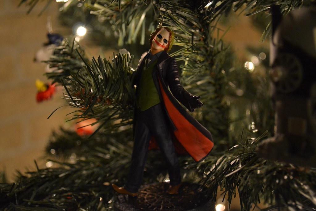 Joker Christmas Ornament.Joker Hallmark Christmas Ornament Frankie Flickr