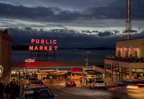 Pike Place Market | by tiffany98101
