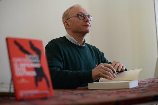David Grossman em evento especial Fronteiras do Pensamento 10 anos