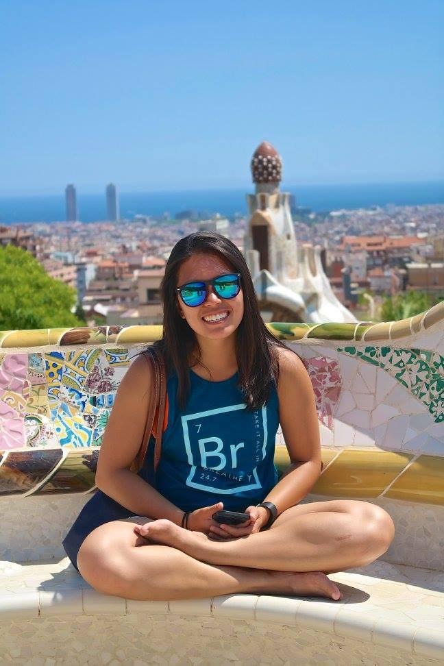 Ly, Cindy; Barcelona, Spain - NINE 5
