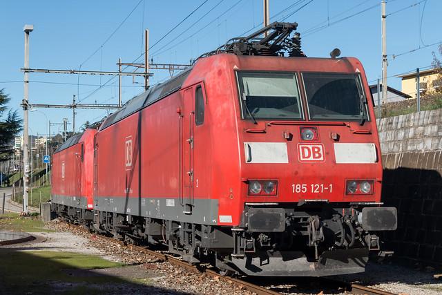 DB E185 121-1