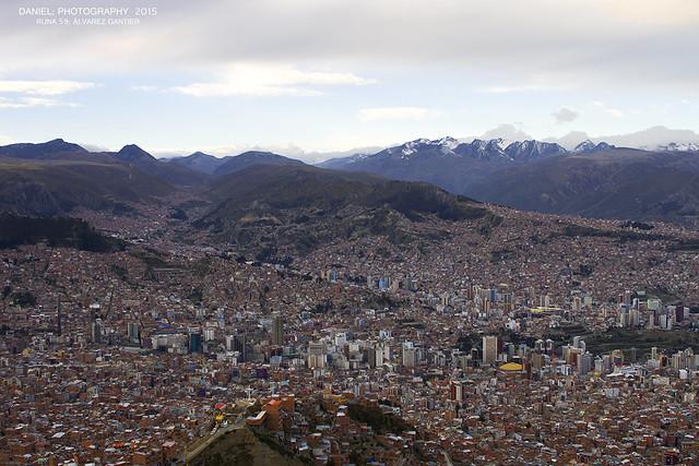 Maravillosa La Paz