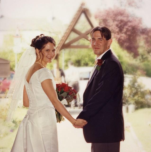 Gareth & Lisa's Wedding 1999