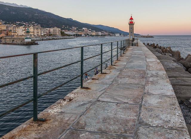 Phare Bastia