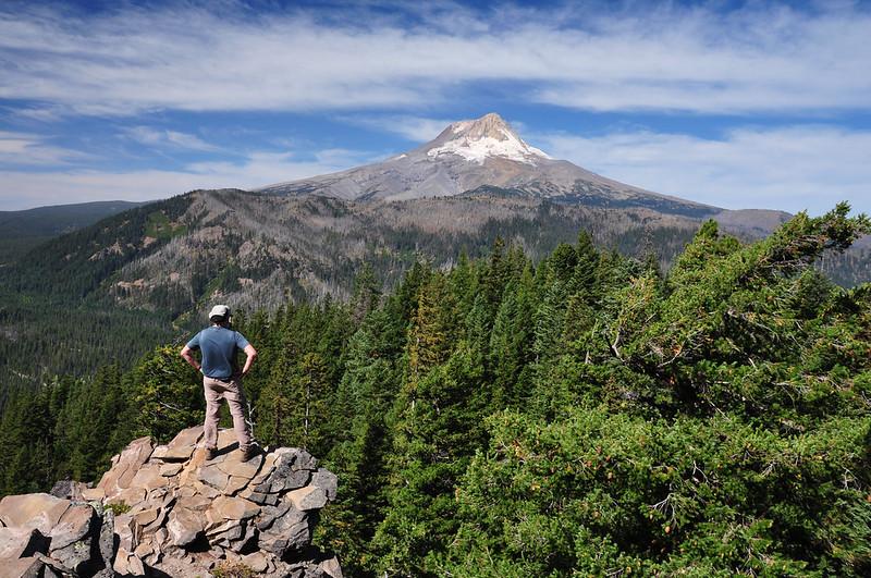 Mountain admiration