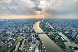 View of Guangzhou by Qicong Lin(Kenta)
