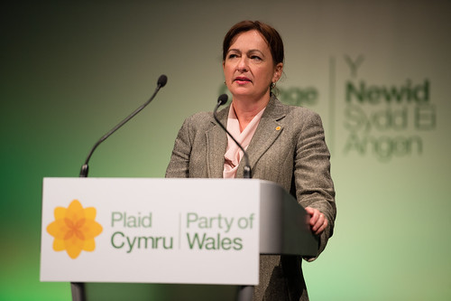 UK Politics: Plaid Cymru Annual Conference 2015
