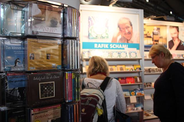 Livres audio - Frankfurt Buchmesse 2015