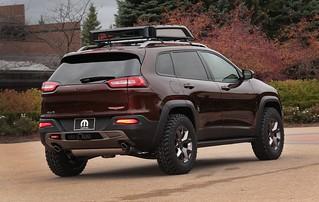 Jeep Cherokee Trail Carver - Mopar 2013 SEMA - 02   by Az online magazin