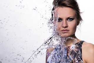Wasser-Portrait | by neufi