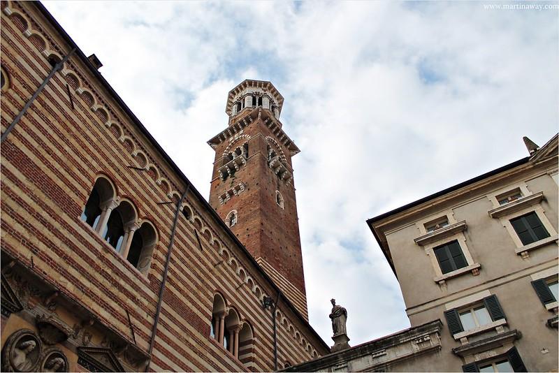 Torre dei Lamberti, cosa vedere a Verona