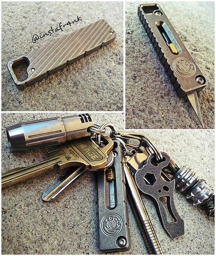 TUKK utility knife from Tactical Keychains   by edcbyfrank