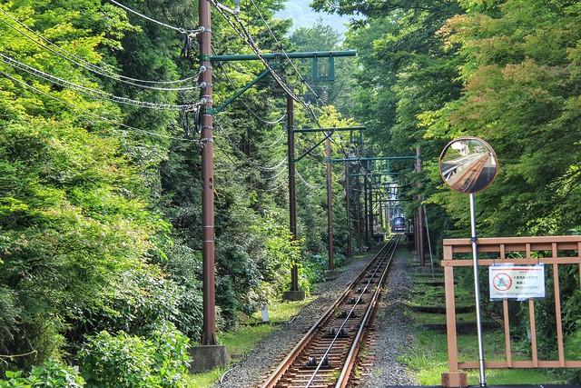 Gora Train station