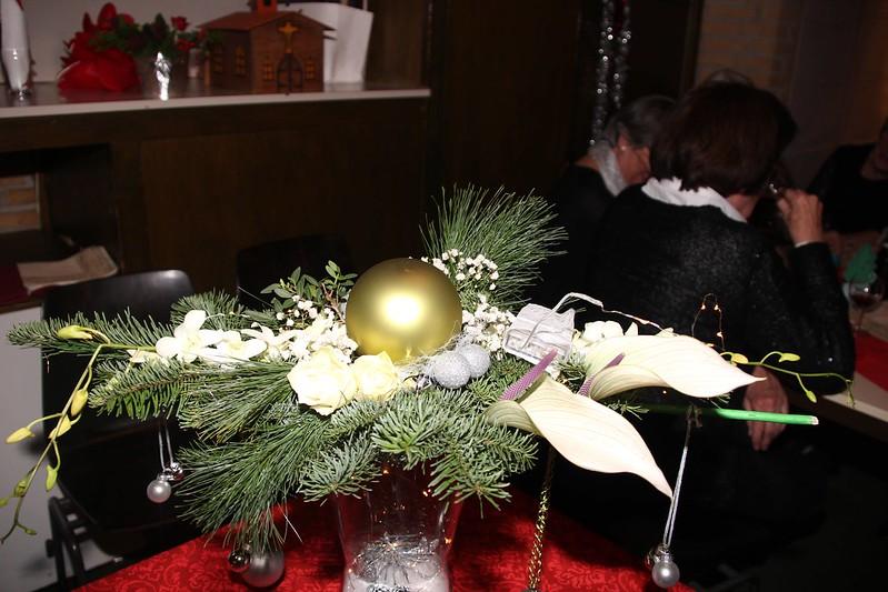 Kerstviering De Molenzangers 17-12-2015