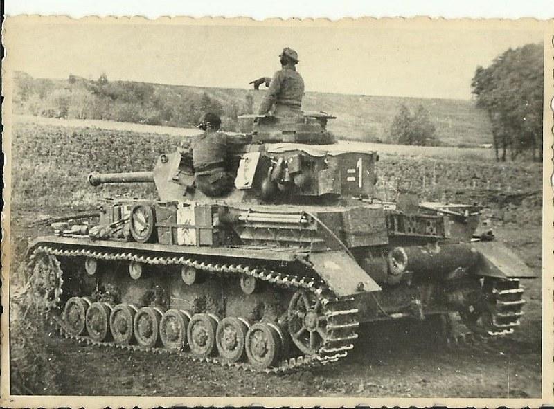 IV号戦車の車