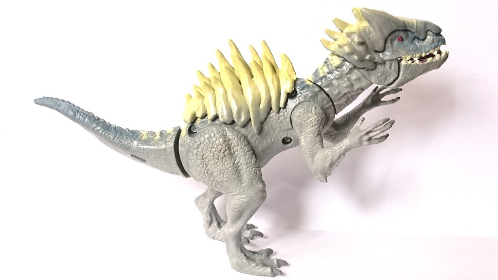 Jurassic World 2016 (Jurassic Park 4) Hasbro Dino Hybrid A