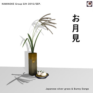 *NAMINOKE*Group Gift | by taiko McCaw
