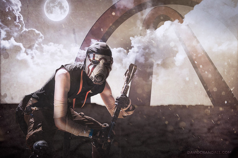 Psycho from Borderlands Cosplay